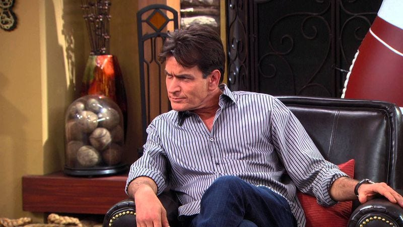 Illustration for article titled Relationship expert Charlie Sheen to host couples quiz show