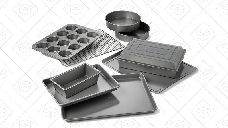 Calphalon Bakeware, 10 pieces | $52 | Amazon