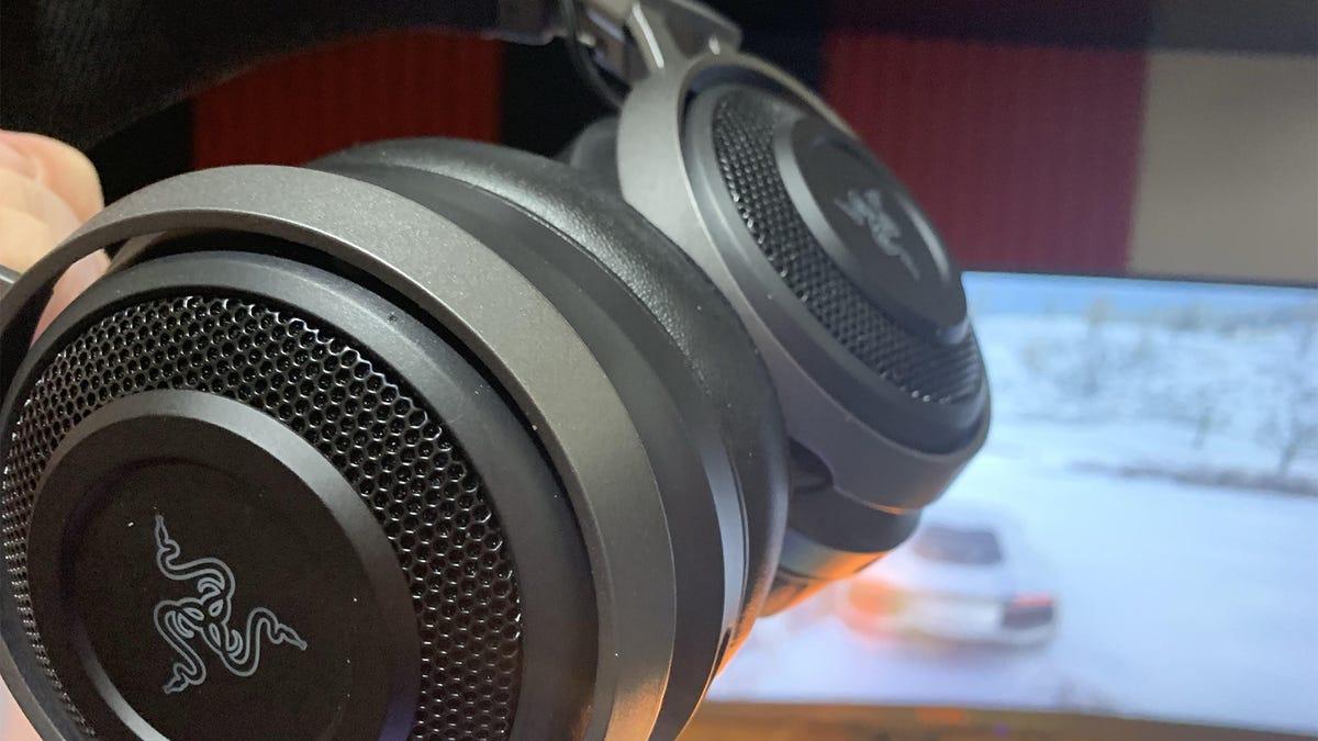 Razer Nari Ultimate Head-Vibrating Haptic Gaming Headset: The Kotaku