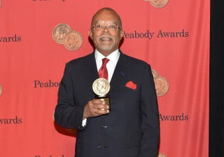 Henry Louis Gates Jr. attends 73rd Annual George Foster Peabody Awards at the Waldorf-Astoria on May 19, 2014, in New York City.Slaven Vlasic/Getty Images