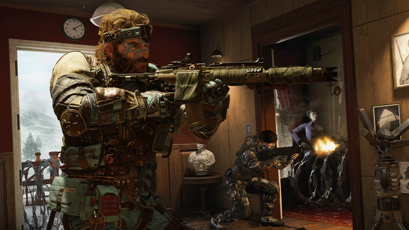 Illustration for article titled Call Of Duty's Latest Microtransaction Is A Tiny Red Dot