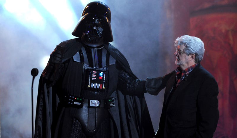 Illustration for article titled George Lucas se inspiró en sus problemas familiares para crear la historia deStar Wars