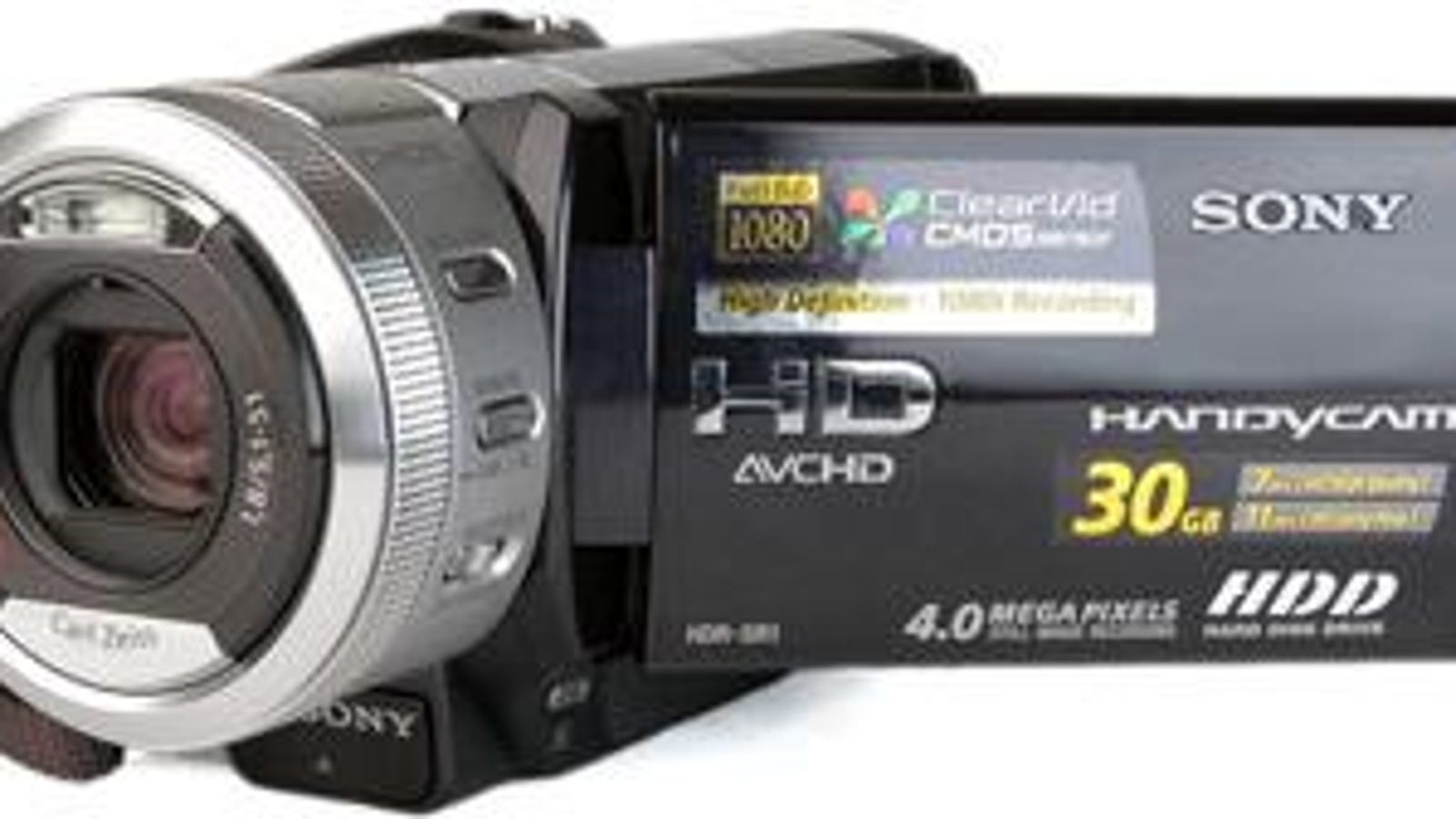 SONY HDR-SR1 WINDOWS DRIVER DOWNLOAD