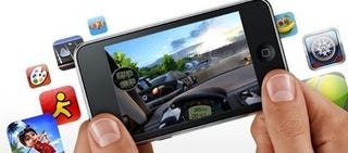 Illustration for article titled iPhone Chart Toppers: Asphalt 5 Takes Second