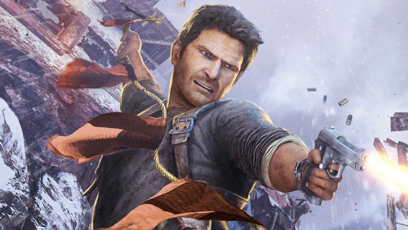 Nathan Drake finally has his sights set on a movie release date.