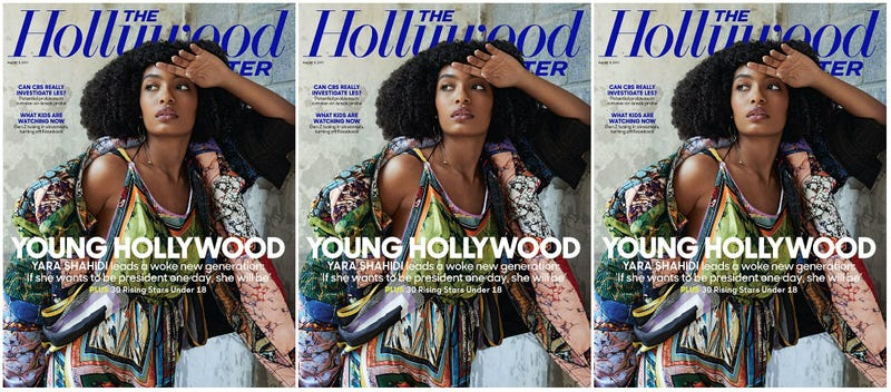 Illustration for article titled Grown-ish Is Cute, But Yara Shahidi Wants You to Get Politically Involved