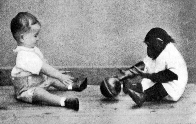 Mi hermana era un chimpancé: el experimento Kellogg