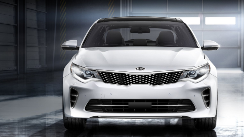 Kia was a big winner in the 2017 JD Power awards. Image: Kia