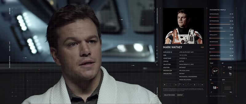 Illustration for article titled Un nuevo vídeo muestra por qué Matt Damon es perfecto paraThe Martian