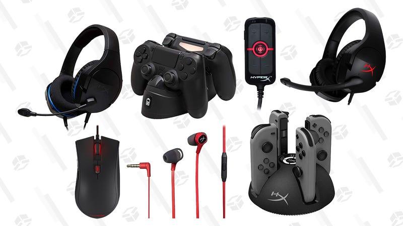 HyperX Sale | Amazon
