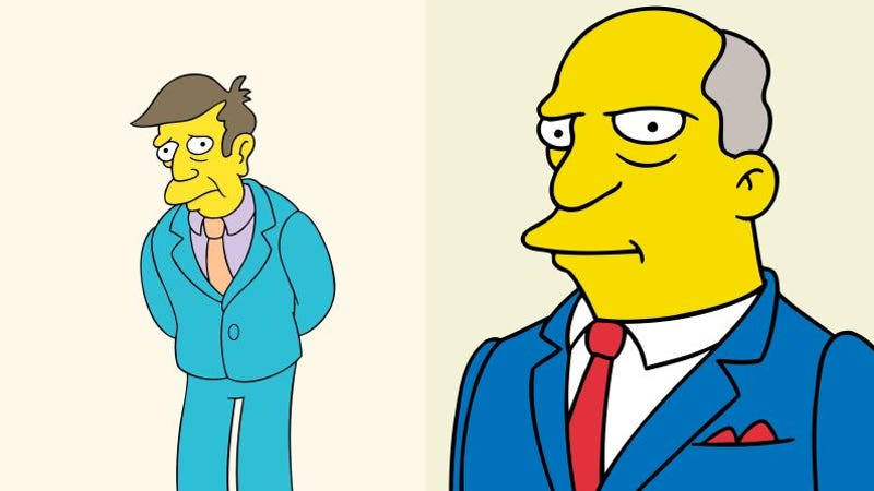 """A lost line from """"Steamed Hams"""" has been discovered, reconfiguring time and space"""