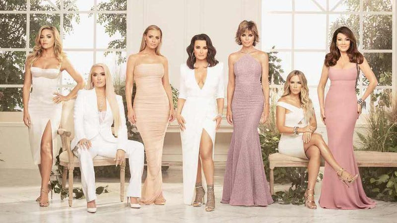 Illustration for article titled The Real Housewives of Beverly Hills Season 9 Premiere Makes a Strong Case for Class War