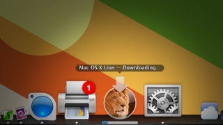 Illustration for article titled Mac OS X Lion Golden Master Seeded to Developers