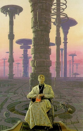 Illustration for article titled Roland Emmerich Wants To Avatar-Up Isaac Asimov's Foundation