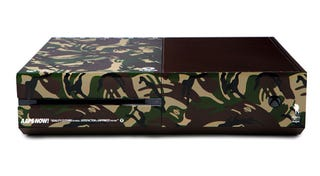 Illustration for article titled Camo Xbox One Is Sadly Not For Sale