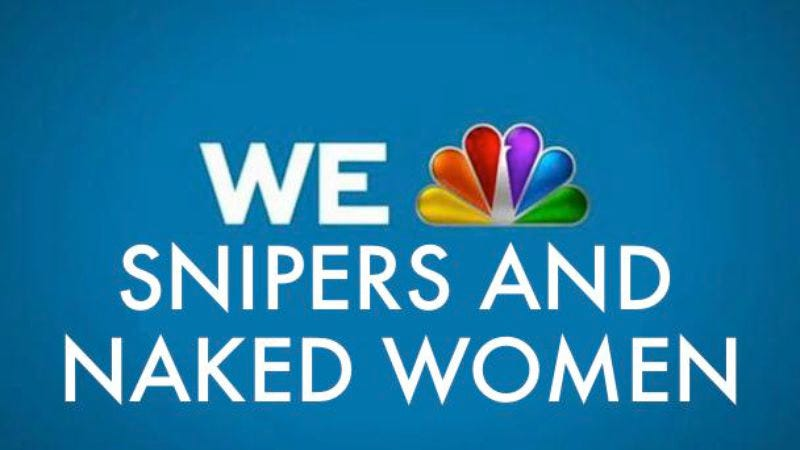 Illustration for article titled NBC knows what America wants, picks up pilots about snipers and naked women