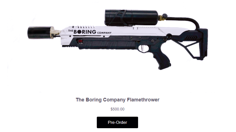 Image: Screengrab via the Boring Company