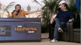 Illustration for article titled Mike Golic's Appearance On Dan Patrick's Radio Show Will Not Get Him Sent To Bristol Stockade