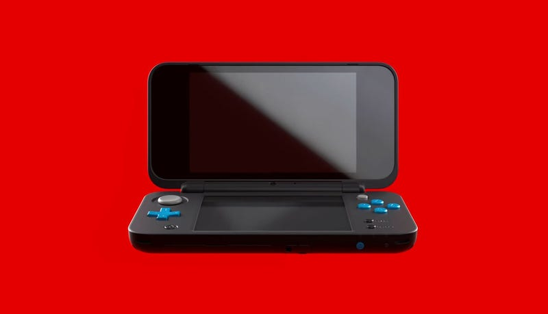 Illustration for article titled Nintendo Announces The New 2DS XL