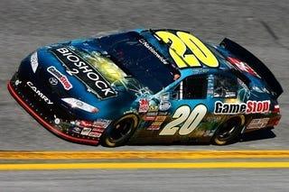Illustration for article titled Kotaku 'Shop Contest: NASCAR Edition