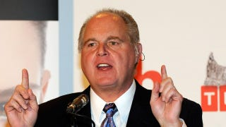 """Illustration for article titled Rush Limbaugh Dubs New Type Of Oreo The """"Or-Bam-Eo"""""""