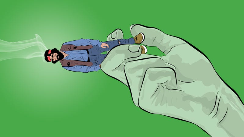 Illustration for article titled Tommy Chong Didn't Teach Me Shit About Rolling A Joint