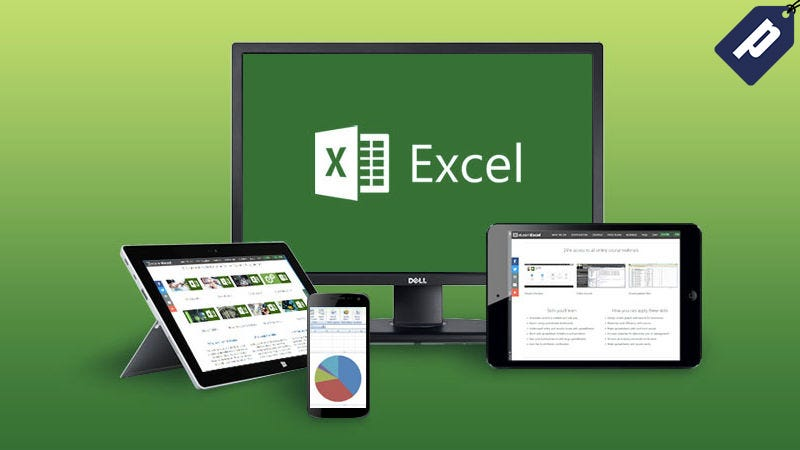 Illustration for article titled Save Hundreds On A Lifetime of Professional Microsoft Excel Training ($33)