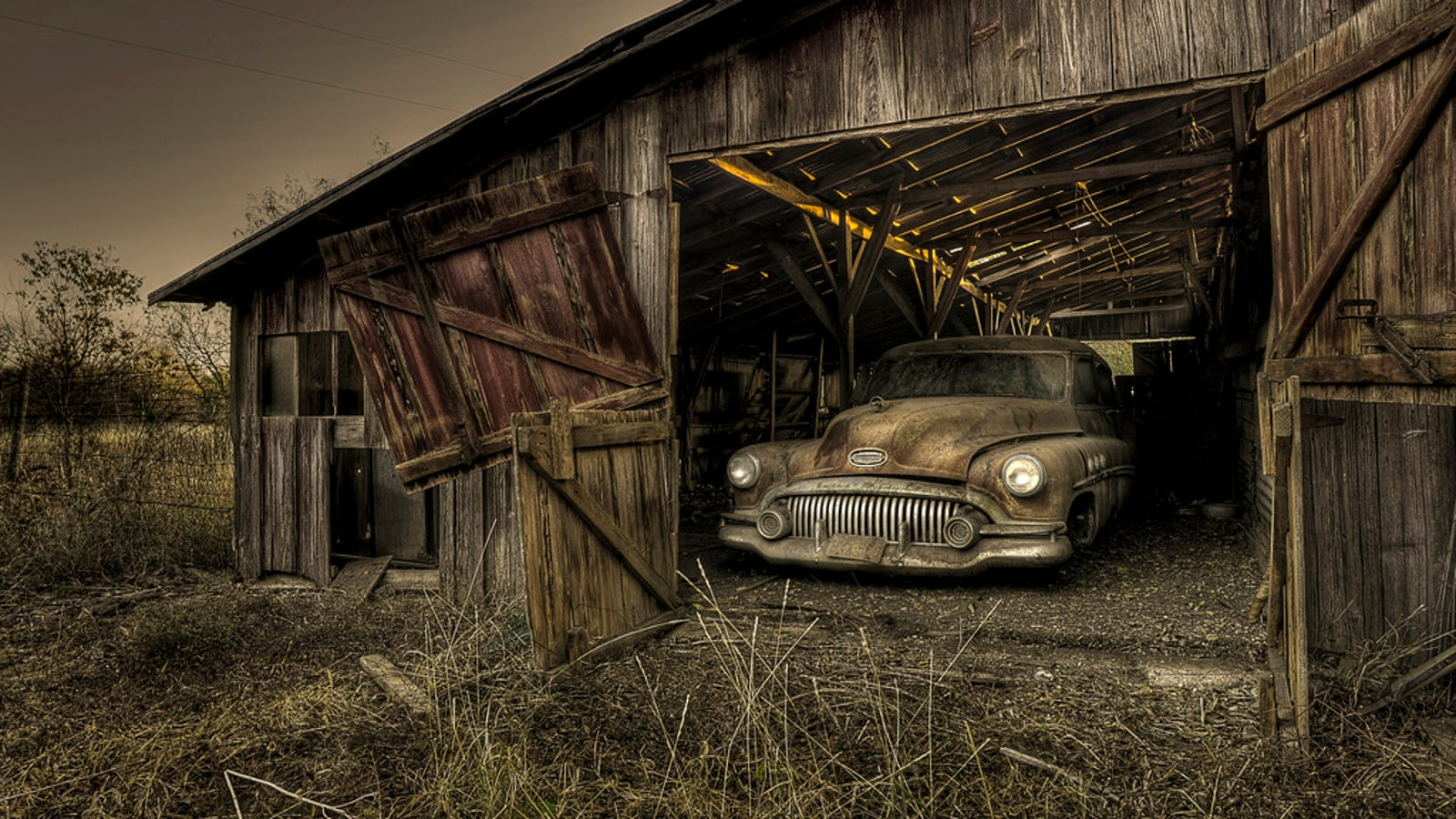 What's The Greatest Barn Find Of All Time?