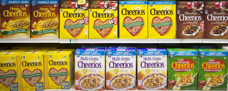 Illustration for article titled General Mills Is Trying to Take Away Your Right to Sue For Any Reason