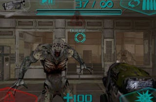 "Illustration for article titled id Resurrects ""Next-Gen"" Doom On iPhone Next Week"
