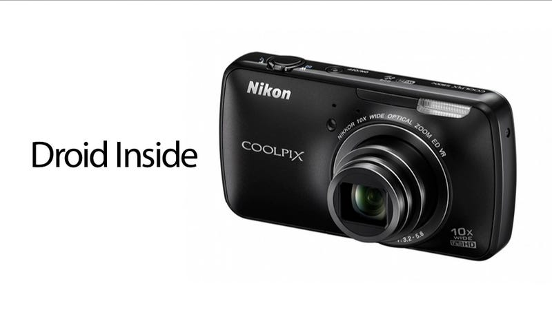 Illustration for article titled Nikon Coolpix S800c: Can Android Make Wi-Fi Useful On a Camera?