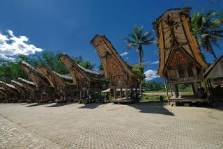 Tana Toraja, Sulawesi Selatan