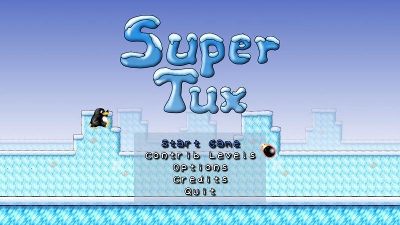 Illustration for article titled SuperTux, el Mario Bros de Linux, acaba de publicar su primera versión estable en 10 años