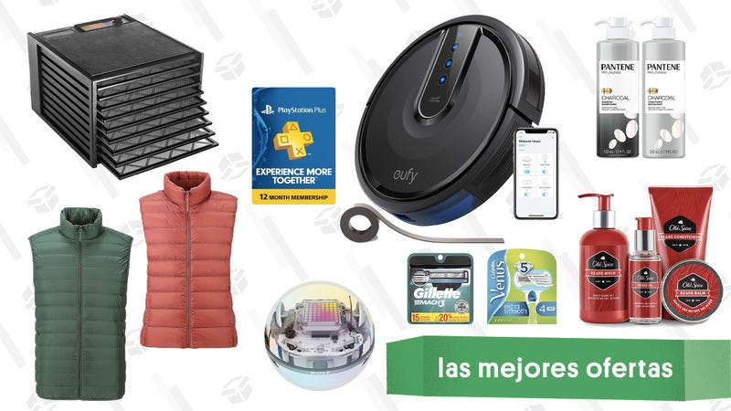 Illustration for article titled Las mejores ofertas de este lunes: Chalecos de Uniqlo, PlayStation Plus, aspiradoras robóticas RoboVacs y más