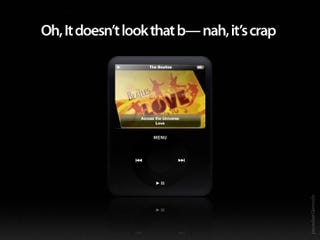 Illustration for article titled The iPod nano Mock-Up (UPDATED again: Yes, It Is Real)