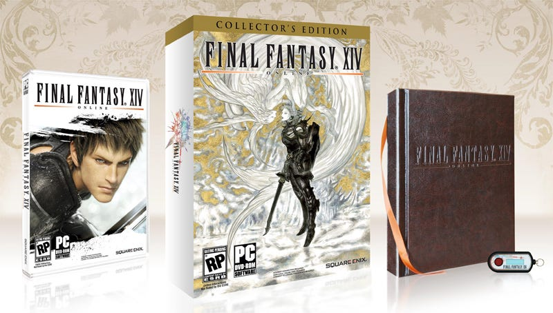 Illustration for article titled Final Fantasy XIV PC Gets Two Release Dates