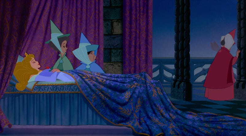 Image: Disney's Sleeping Beauty.