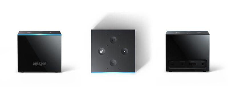 Illustration for article titled Televisión 4K, mando a distancia universal y Alexa se dan la mano en el nuevo Amazon Fire TV Cube