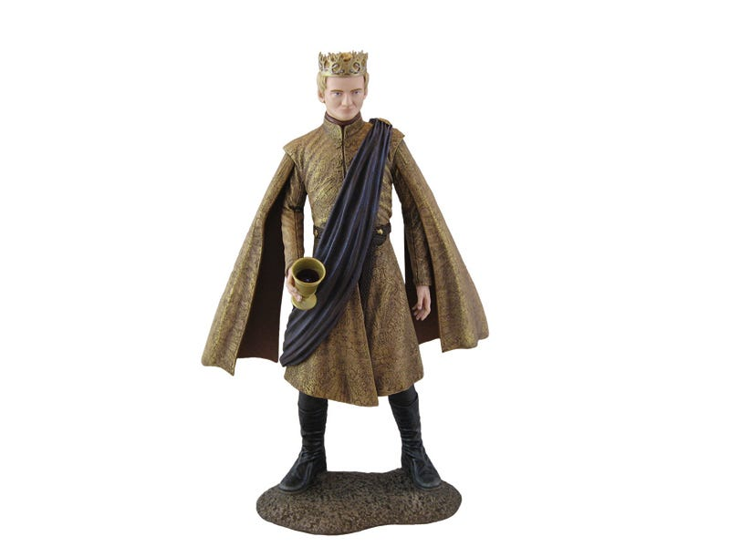 Illustration for article titled At last, the Game of Thrones toy you've always wanted: A Joffrey Figure