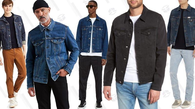 Illustration for article titled The Best Denim Jacket In Your Price Range