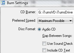 Illustration for article titled DVDneXtCOPY iTurns Removes iTunes DRM with Virtual CD Burner