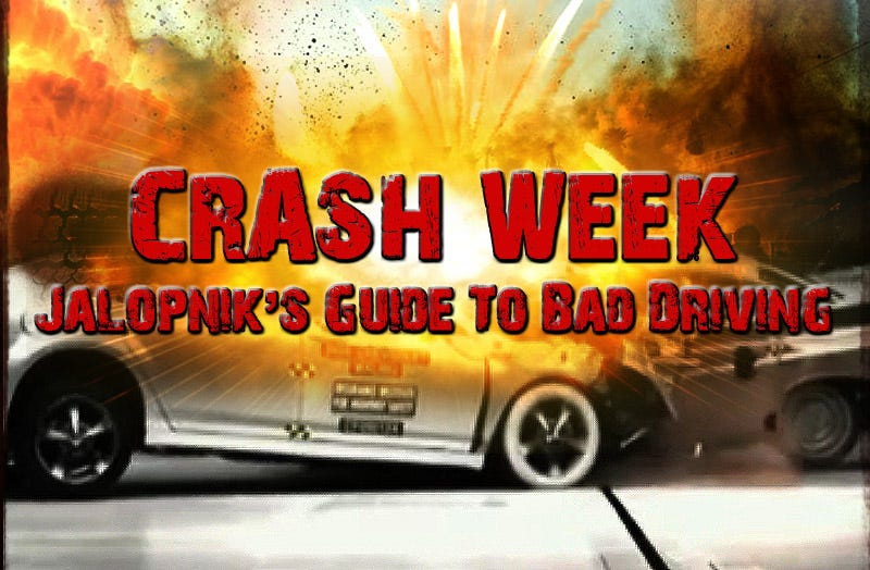 Illustration for article titled Jalopnik Crash Week Begins: 1959 Chevy Vs. 2009 Chevy