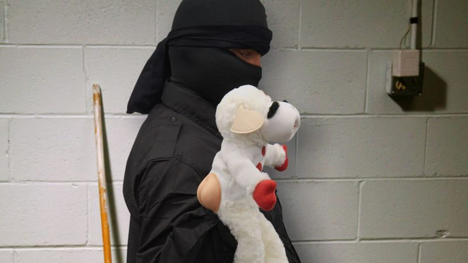 Latest Attack: ISIS Created A Lamb Chop Puppet With A Realistic Human Ass