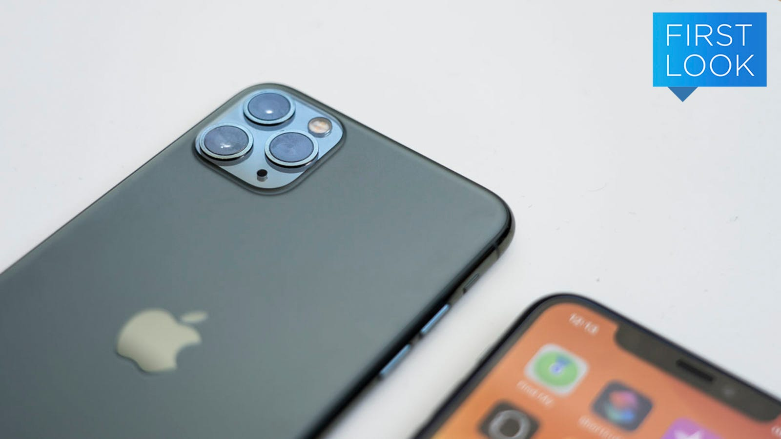 A First Look at the Triple-Camera iPhone Pro