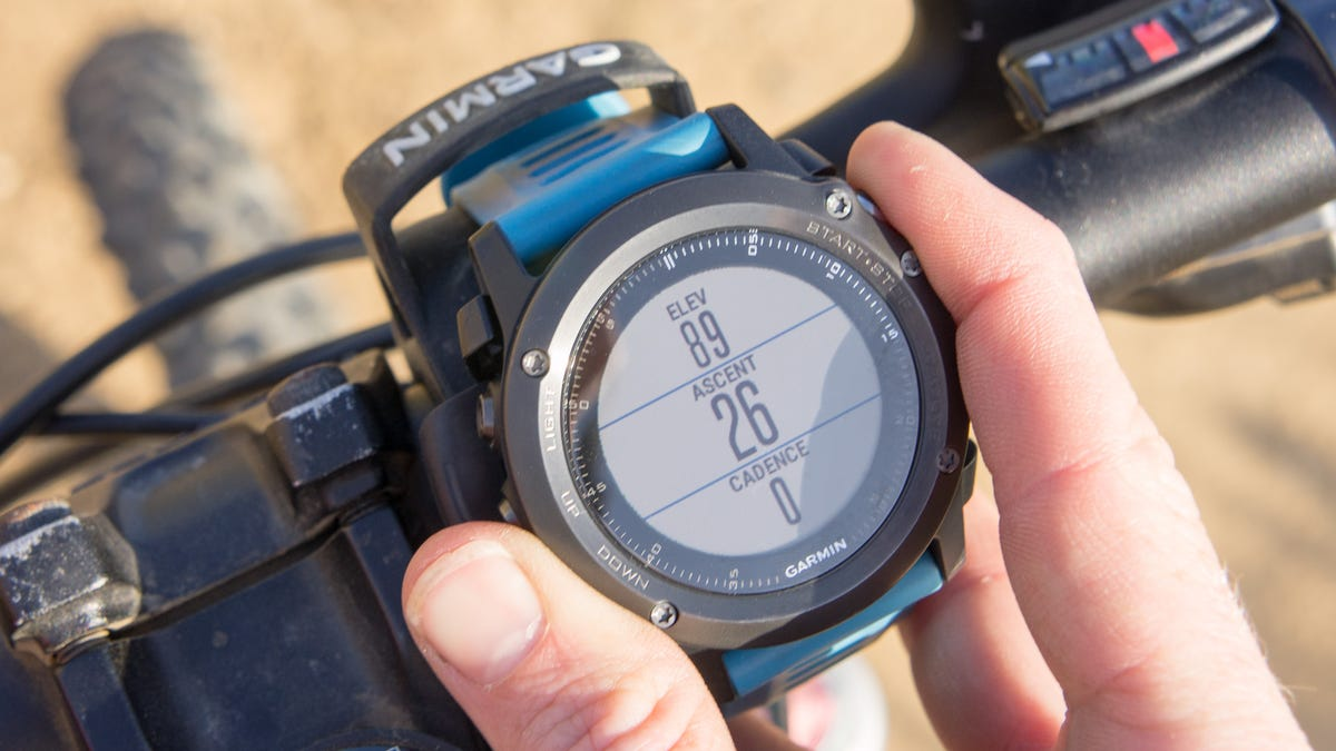 Garmin Fenix 3 Watch Review The Smartwatch For Outdoor Athletes