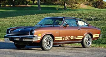 Illustration for article titled Nice Price Or Crack Pipe: 70-Mile 1977 Chevrolet Vega GT For $13,500?