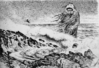 Illustration for article titled A Bors szerkesztői először találkoztak trollokkal. Visítva menekültek!