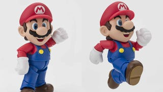 Illustration for article titled In This, The Year Of Awesome Mario Action Figures