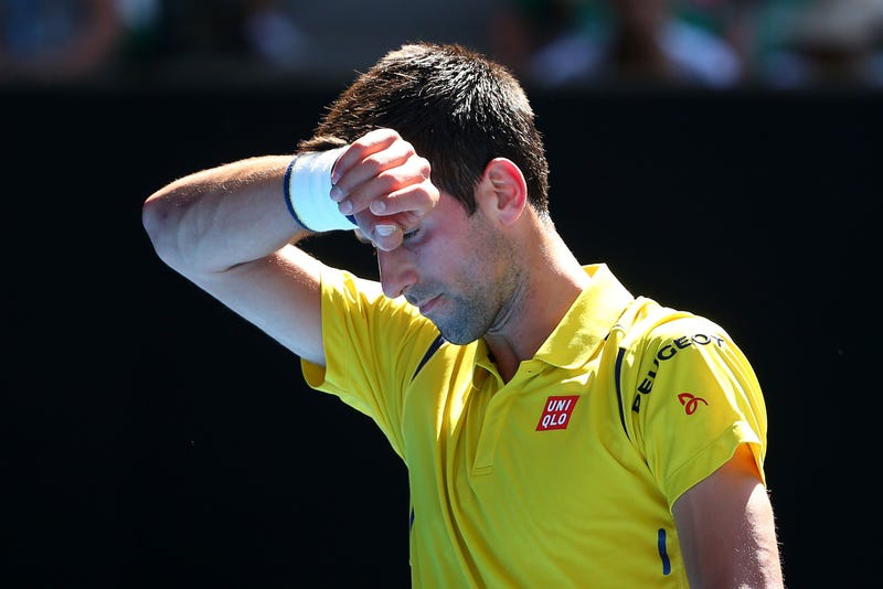 Illustration for article titled Novak Djokovic Says He Was Offered $200,000 To Throw A Match