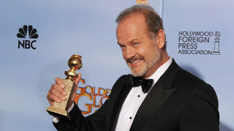 """Illustration for article titled Kelsey Grammer says wheels are turning on """"the third act ofFrasier"""""""